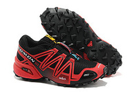 Newest Color arrival Salomon Men Running Shoes salomon Speedcross 3 Run Shoes For Men Athletic Shoes 40-46 Free shipping
