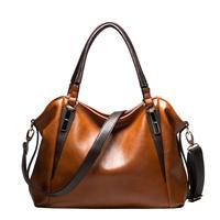 Hot Sale New 2014 Fashion Brand Women Handbag Burnished Leather Shoulder Bags Women Messenger Bags Bolsas 9 Colors free shipping
