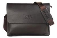 2014 New Arrived men messenger bag fashion leather shoulder bag designer brand business bags #386
