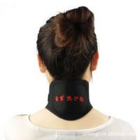 Self- heating tourmaline Neck Care prevent cervical spondylosis neck pain person health care