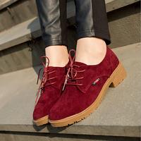 Free shipping women flats 2014 four seasons brand new design women shoes Fashion Leisure casual cow Flats Ballet shoes women