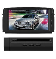 A8,S100, Car DVD GPS Navigation,3G/Wifi,20 V-CDC,DVR,POP,for Benz C class W204