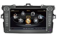 A8 S100, Car DVD GPS Navigation 3G/Wifi,20 V-CDC, DVR for Toyota Corolla,Altis