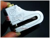 High Quality 6mm Security Steel Motorcycle Lock Motorbike Brake Disc Safety Lock Motorcycle Disc Lock