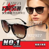 2014 new collection fashion summer  sunglasses rb4171 Erika sunglasses polarizer glasses male models black