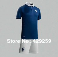 2014 Brazilian World Cup French national team soccer jerseys football training suit football shirts