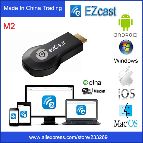 New arrival EzCast Miracast Dongle TV stick DLNA Miracast Airplay Mirro
