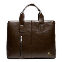Free Shipping [3 Colors] New Men's Business Casual Hand Man Bag Man Messenger Bags Computer Bag