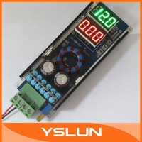 100W 10A DC Adjustable Step-up Power Converter Module Power Charger with LED Voltmeter/Ammeter #090108