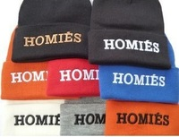 spoof Homies OATW CDC burst models wool cap knitted hat can be customized