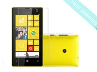 "5x 4.0"" Clear LCD Screen Protector Protective Guard Cover Film for Nokia Lumia 520"
