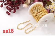 wholesale rhinestone cup chain