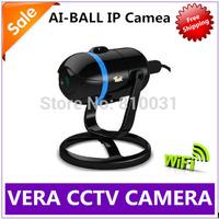 Ai-ball Protable Mini Security Wifi Camera 480P HD 640*480 Build-in WIFI IP Camera Wireless Free Shipping