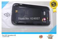 100% Original for HTC Sensation XE / Z715e  Black Back Cover Housing Case Replacement  free shipping