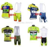 High quality!2014 vini fantini Cycling Jersey Short Sleeve bib Shorts Kits Bike Ropa Ciclismo Clothing MTB!!