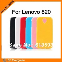 HOT SELLING original phone case for Lenovo 820  new high quality soft silicon Material cover case MC067