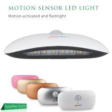 Newest hot sale Super-fine quality body induction motion sensor light LED sensor lamp freeshipping  BS137(China (Mainland))