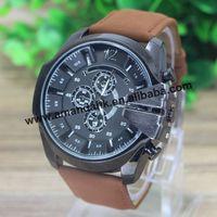 100pcs/lot casual fashion V6 watches men luxury brand analog sport military watch high quality quartz relogio masculino
