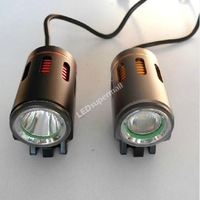 T6 bike light Cree XM-L U2 4-Mode1000-LM LED Bicycle Front bike Light(Head Lamp Only)