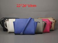 fashion famous design handbag 2 bags women handbag bolsa multicolor women's messenger bags shoulder totes