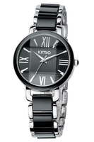 New 2014 Clock Women Dress Watches Quartz Watch Bracelet Casual Steel Belt Wach Reloj Luxury Brand Name Kimio Gift