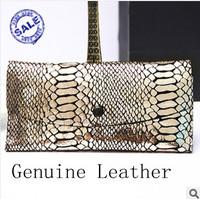 New 2014 Women Wallets Genuine Leather Female Wallet Design Brand High Quality Clutch Purses Carteras Feminina Ladies' Wallets