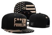 2014 new  fucking problem Snapback hats adjustable baseball caps hats for men-women fashion sports hip pop sun cap top quality