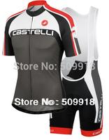 cycling jersey 2014 !!!! men cycling jersey&cycling bib shorts kit 2014 cycling clothing/jerseys black