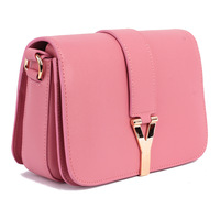 Fashion 2014 bolsa genuine leather bag saco y buckle vintage bag one shoulder cross-body women's clutch bags famous brand
