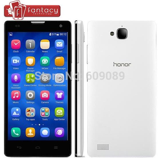 Original 4G TD LTE Huawei Honor 3C Quad Core Smartphone 5 inch LTPS 1280x720 Kirin K910 1.6GHz 8.0MP Android 4.4 16G ROM(China (Mainland))