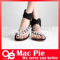 2014 summer shoes woman sandals women flats heel sandals platform sandals for women