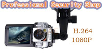 "F900 Real 1920 * 1080P Car Camera 12MP 30fps Registrator Car DVR Full HD 2.5"" TFT 360 Degree  Rotating Car Black Box"
