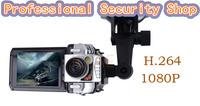 "F900 Real 1920 * 1080P Car Camera 12MP 30fps Registrator Car DVR Full HD 2.5"" TFT 360 Degree  Rotating Car Black Box"