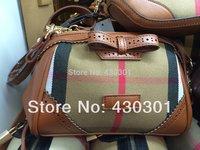 High quality!Hot selling!!plaid bag,new brand designer handbag,shoulder bag,new fashion handbag,locks  handbag Women's bag 20352