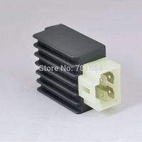 Motorcycle DC Voltage Regulator Rectifier Y-6 4 Wires [P45]