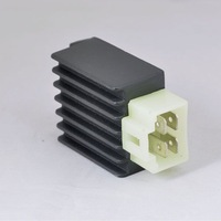 Motorcycle DC Voltage Regulator Rectifier Y-6 4 Wires [P45]