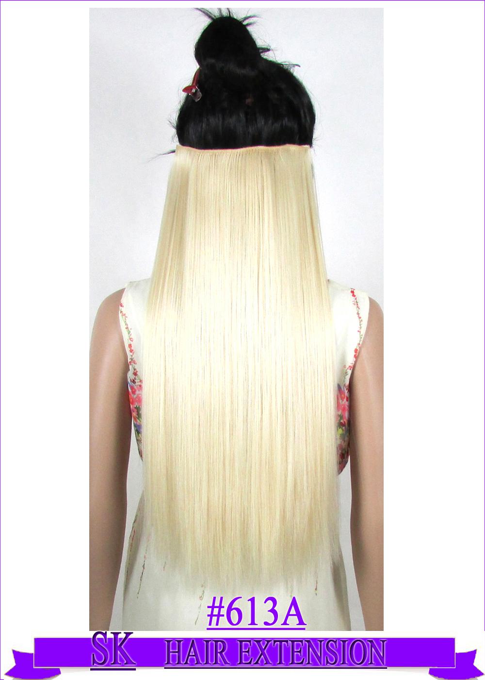 SILK 24 120g 5 #613A Hair piece блуза silk me silk me mp002xw0f5jh