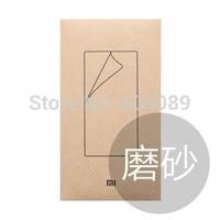 Original xiaomi mi3 screen protector film for xiaomi mi3 WCDMA 16GB/64GB smartphone