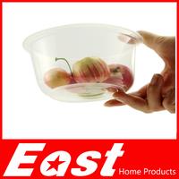 EAST Disposable bowl Cheapest 10pcs/lot Disposable plastic bowl disposable bowl circle fast food bowl transparent bowl