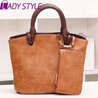new 2015 hot women leather handbags stone pattern Women messenger bags casual shoulder bag handbag HL1596