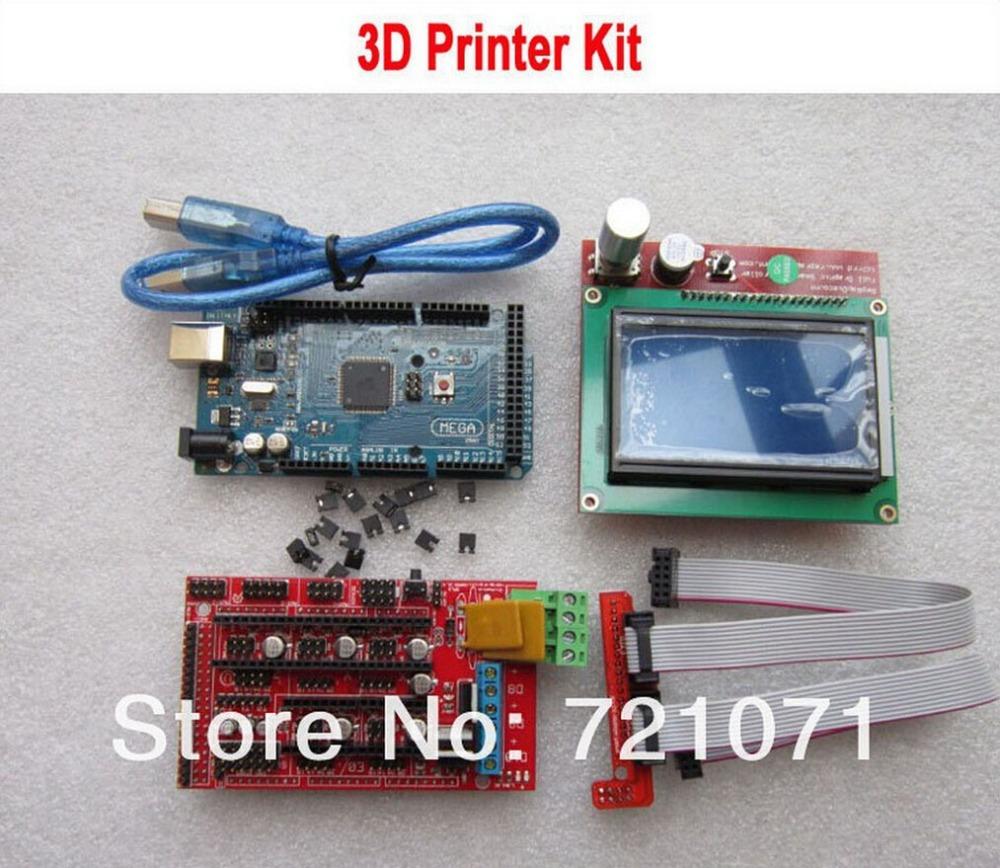 3d Printer Controller Arduino Lcd For 3d Printer Arduino