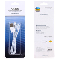 PISEN Original USB Charger Cable Adapter for apple iPhone6 6plus 5 5s 5c iphone 6plus iPad mini ipod touch ipod nano7 iso8