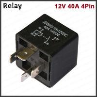 12v 40A car automotive relay  Heavy Duty SPDT Relay 4Pin 4P All ON Realys C05B