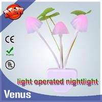 New Avatar Round Head Plug Electric Induction Dream Mushroom Fungus Lamp,Energy Saving Light, Mushroom Lamp,LED Table Lamp