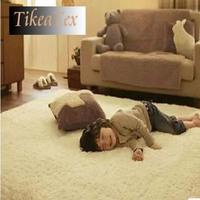 150*200 4.5cm thicken & SHAGGY super soft carpet / floor rug / area rug / slip-resistant bath mat kids rug for living room a0210