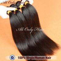 Malaysian Virgin Hair Straight 3 Pcs Lot,100% Human Hair Weaves 8-30 Inch,Unprocessed Rosa Hair Products Malaysian Straight Hair