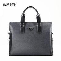 2014 fashion handbag man shoulder bag cross-body commercial male document bags