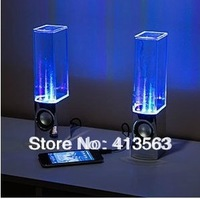 USB Water Spray Mini Speaker Water Speaker Music Fountain USB Water Spray Speakers music fountain speaker