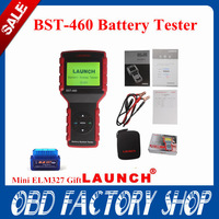 ELM327 Gift! 2014 new arrival! 100% original Launch BST 460 BST460 Battery System Tester AP Launch BST-460 battery system tester