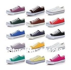 Free Shipping Breathable Lace Up Unisex Classic Canvas Shoes,Women Men Star Sneakers,Euro All Size:35-45(China (Mainland))